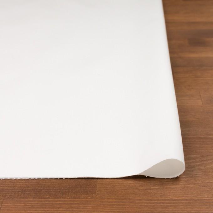 コットン&ポリウレタン×無地(オフホワイト)×ギャバジンストレッチ_全4色 イメージ3