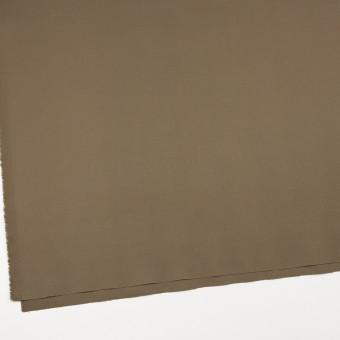コットン&ポリウレタン×無地(カーキブラウン)×ギャバジンストレッチ_全4色 サムネイル2