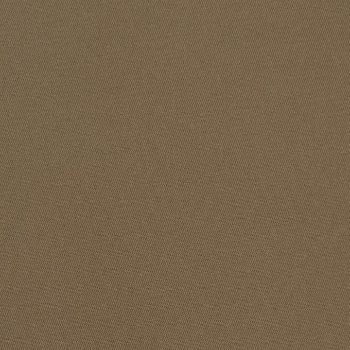 コットン&ポリウレタン×無地(カーキブラウン)×ギャバジンストレッチ_全4色 イメージ1