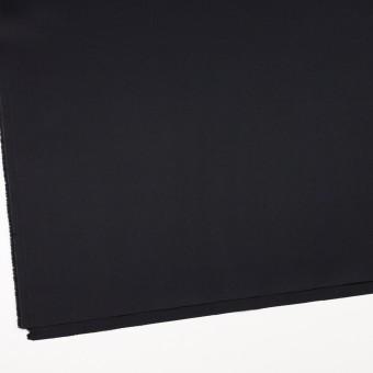 コットン&ポリウレタン×無地(ブラック)×ギャバジンストレッチ_全4色 サムネイル2