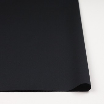 コットン&ポリウレタン×無地(ブラック)×ギャバジンストレッチ_全4色 サムネイル3