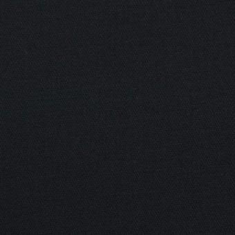 コットン&ポリウレタン×無地(ブラック)×ギャバジンストレッチ_全4色 サムネイル1