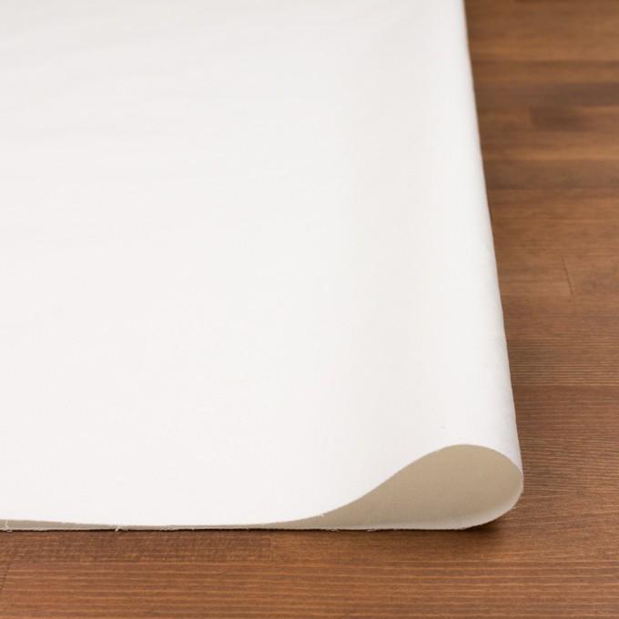 コットン&リネン×無地(オフホワイト)×モールスキン_全3色 イメージ3