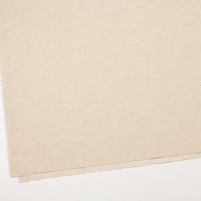 コットン&リネン×無地(キナリ)×モールスキン_全3色 イメージ2