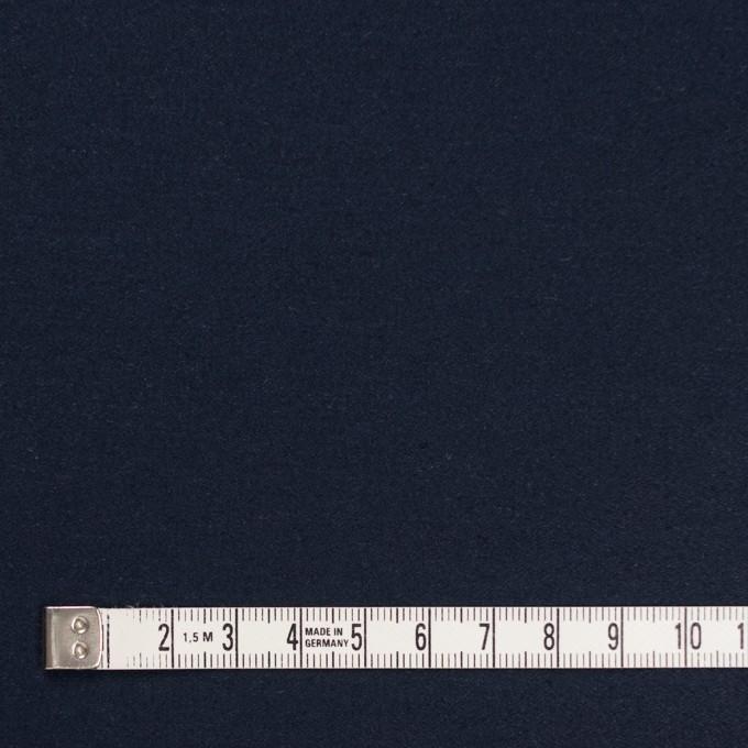 コットン&リネン×無地(ダークネイビー)×モールスキン_全3色 イメージ4