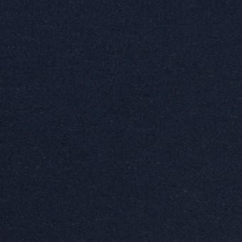 コットン&リネン×無地(ダークネイビー)×モールスキン_全3色 サムネイル1