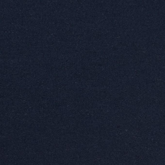 コットン&リネン×無地(ダークネイビー)×モールスキン_全3色 イメージ1