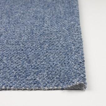 コットン×ミックス(ブルー)×かわり織 サムネイル3