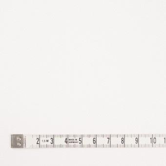 コットン&ポリウレタン×無地(オフホワイト)×カツラギストレッチ サムネイル4