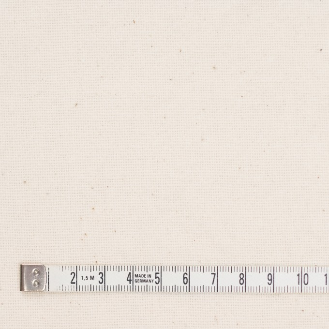コットン&ポリエステル×無地(キナリ)×ソフトキャンバス_全2色 イメージ4