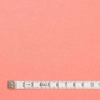 コットン×無地(コーラル)×天竺ニット_全2色 サムネイル4