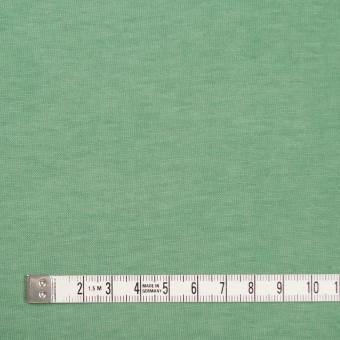 コットン×無地(グリーン)×天竺ニット_全2色 サムネイル4