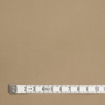 コットン×無地(カーキベージュ)×チノクロス_パラフィン加工_全2色 サムネイル4