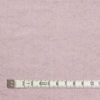 リネン×無地(グレイッシュピンク)×薄キャンバスワッシャー_全3色 サムネイル4