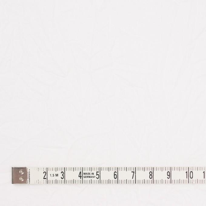 コットン&リネン×無地(ホワイト)×ボイルワッシャー_全5色 イメージ4