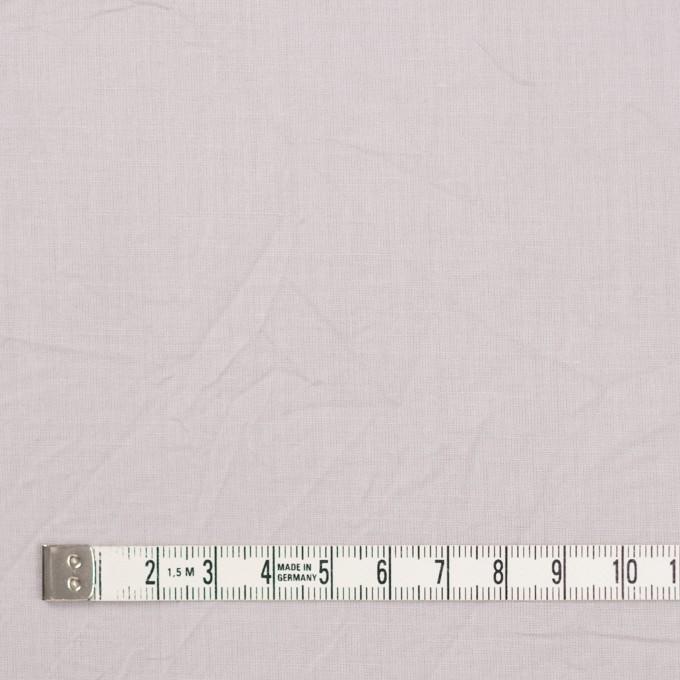 コットン&リネン×無地(ライトグレー)×ボイルワッシャー_全5色 イメージ4