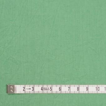 コットン&リネン×無地(グリーン)×ボイルワッシャー_全5色 サムネイル4