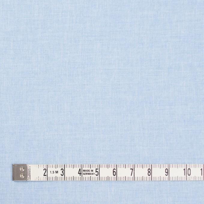 ナイロン&コットン×無地(サックス)×シャンブレー・ローン イメージ4