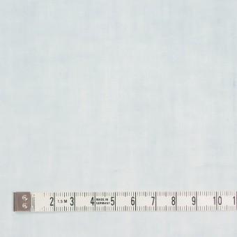 コットン×無地(シャーベットブルー)×ボイル_全9色_フランス製 サムネイル4