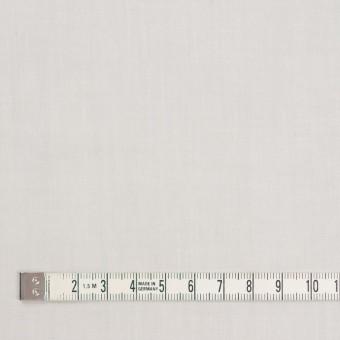 コットン×無地(オイスターグレー)×ボイル_全9色_フランス製 サムネイル4