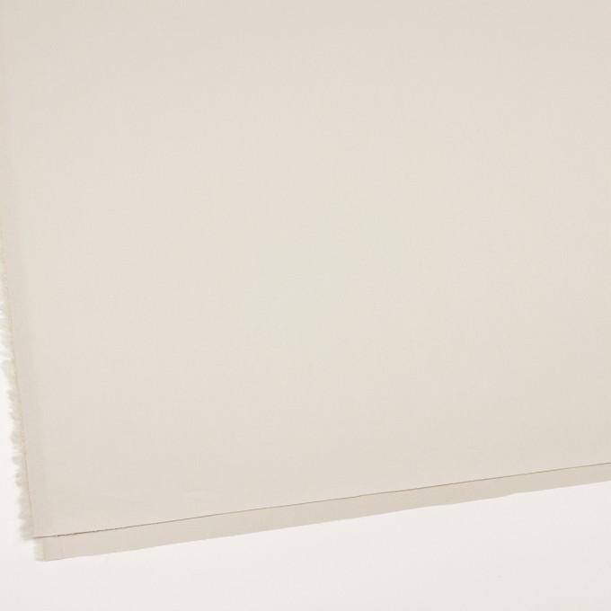 コットン&キュプラ×無地(アイボリー)×ギャバジン_全4色 イメージ2