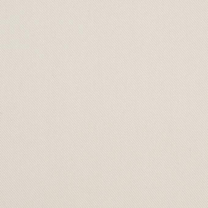 コットン&キュプラ×無地(アイボリー)×ギャバジン_全4色 イメージ1