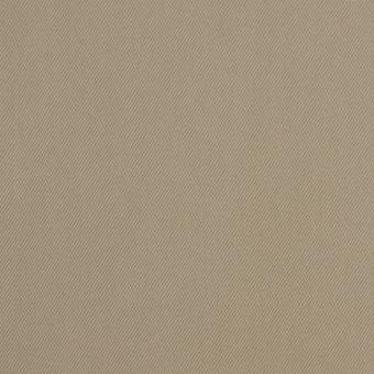 コットン&キュプラ×無地(カーキベージュ)×ギャバジン_全4色 サムネイル1