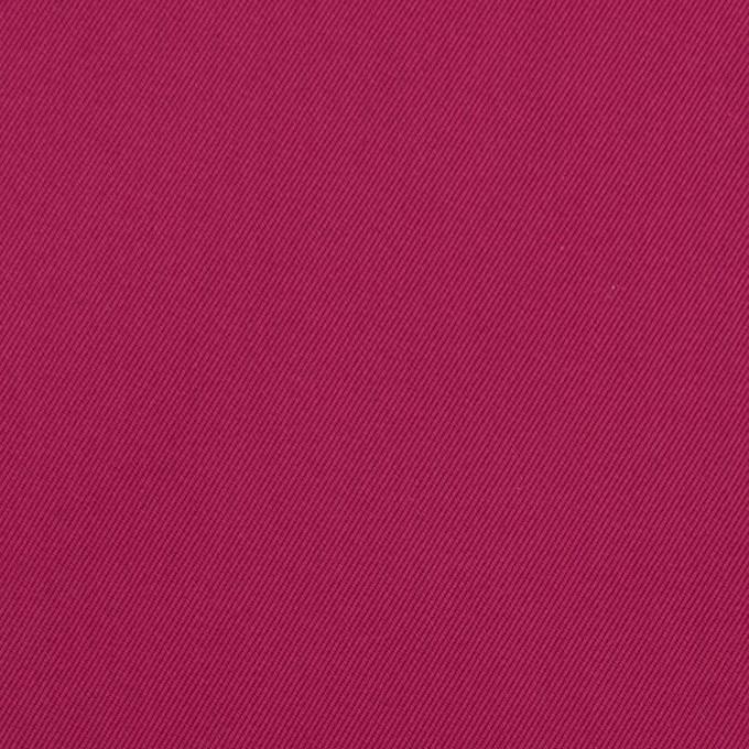 コットン&キュプラ×無地(チェリーピンク)×ギャバジン_全4色 イメージ1