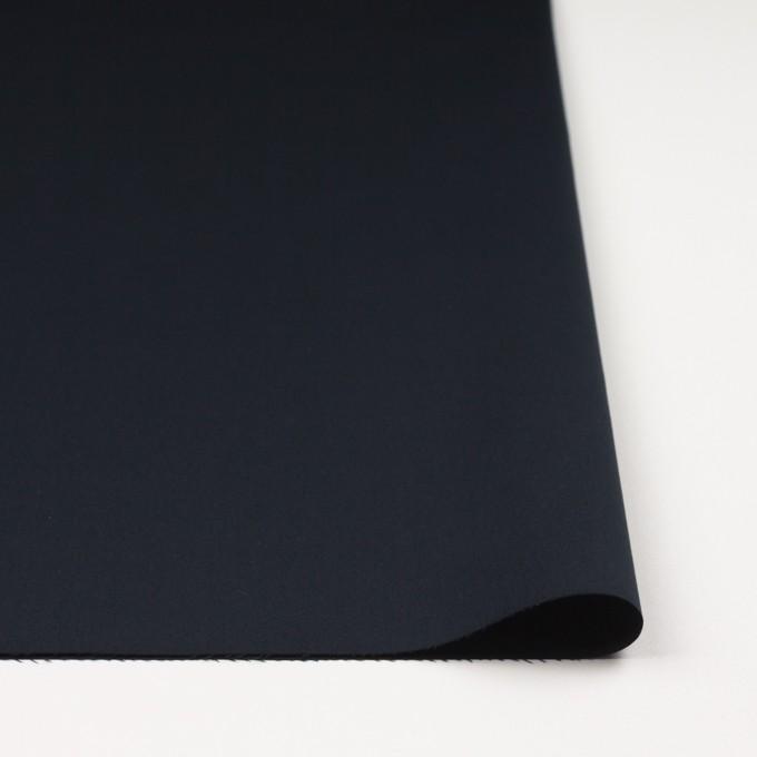 コットン&キュプラ×無地(ブラック)×ギャバジン_全4色 イメージ3