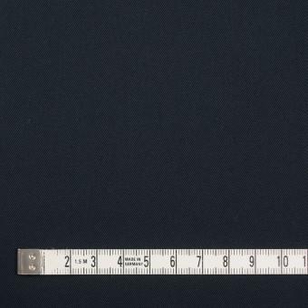 コットン&キュプラ×無地(ブラック)×ギャバジン_全4色 サムネイル4