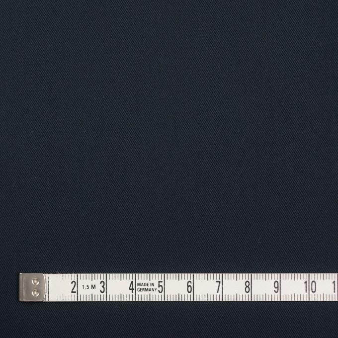 コットン&キュプラ×無地(ブラック)×ギャバジン_全4色 イメージ4