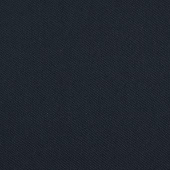 コットン&キュプラ×無地(ブラック)×ギャバジン_全4色 サムネイル1