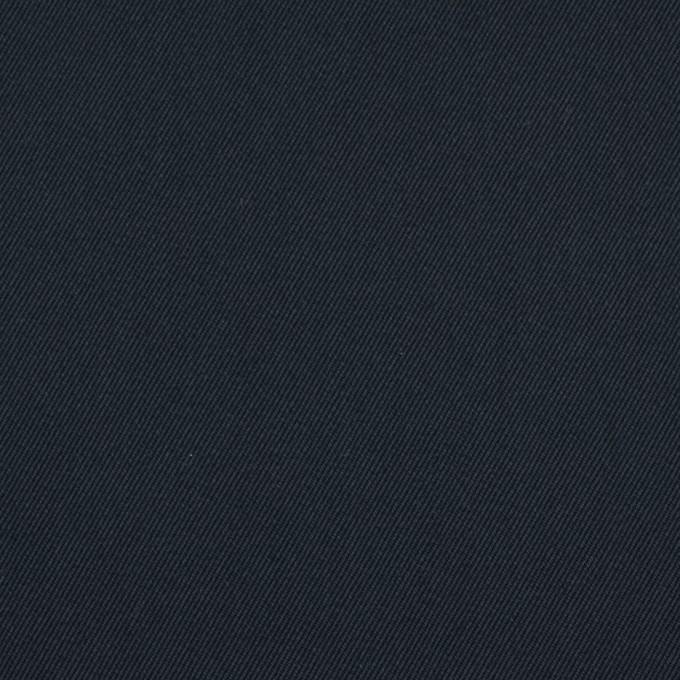 コットン&キュプラ×無地(ブラック)×ギャバジン_全4色 イメージ1