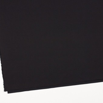 コットン×無地(ブラック)×ポプリンワッシャー_全2色 サムネイル2
