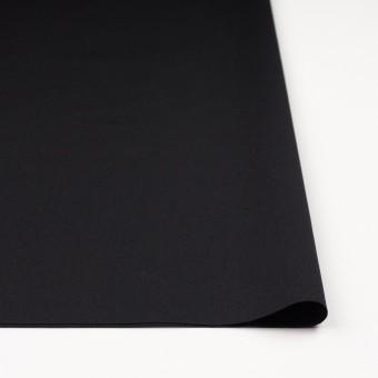コットン×無地(ブラック)×ポプリンワッシャー_全2色 サムネイル3