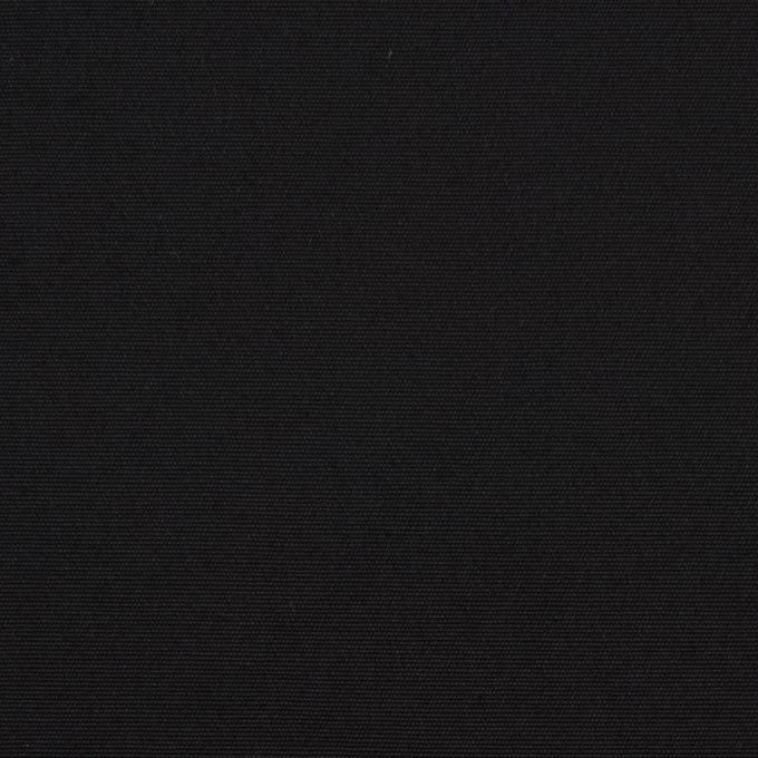 コットン×無地(ブラック)×ポプリンワッシャー_全2色 イメージ1
