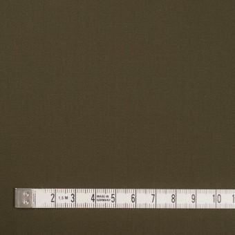 コットン×無地(カーキグリーン)×サテン_全2色 サムネイル4