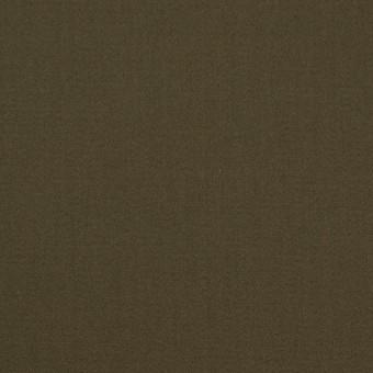 コットン×無地(カーキグリーン)×サテン_全2色