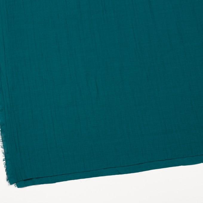 ポリエステル×ドット(クロムグリーン)×薄サージジャガード_全3色 イメージ2