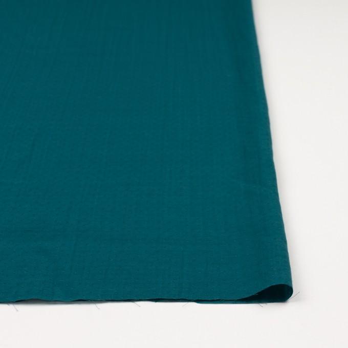 ポリエステル×ドット(クロムグリーン)×薄サージジャガード_全3色 イメージ3