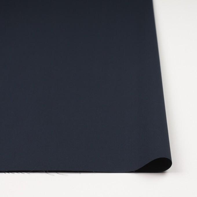 コットン×無地(ネイビー)×ギャバジン_全4色 イメージ3