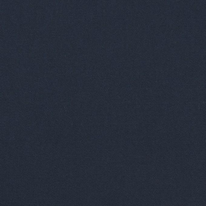 コットン×無地(ネイビー)×ギャバジン_全4色 イメージ1