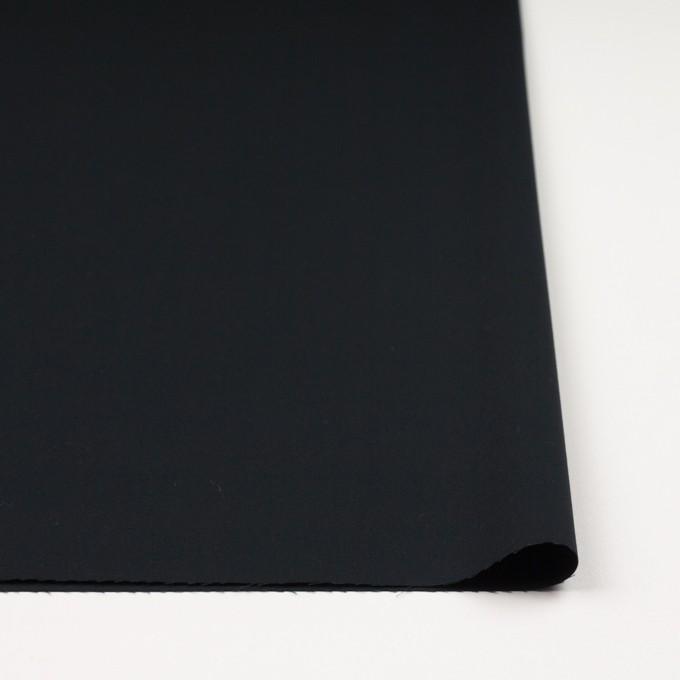 コットン×無地(ブラック)×ギャバジン_全4色 イメージ3