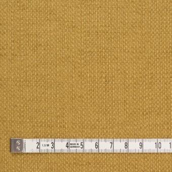 コットン×無地(マスタード)×ホップサック(斜子織)_全2色 サムネイル4