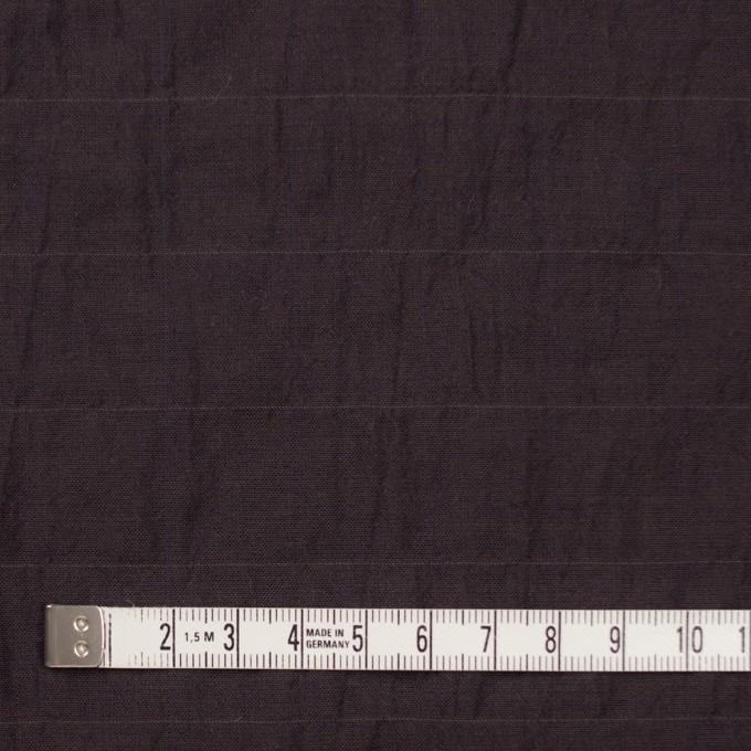 コットン&テンセル混×無地(レーズン)×シャンブレーボイル イメージ4