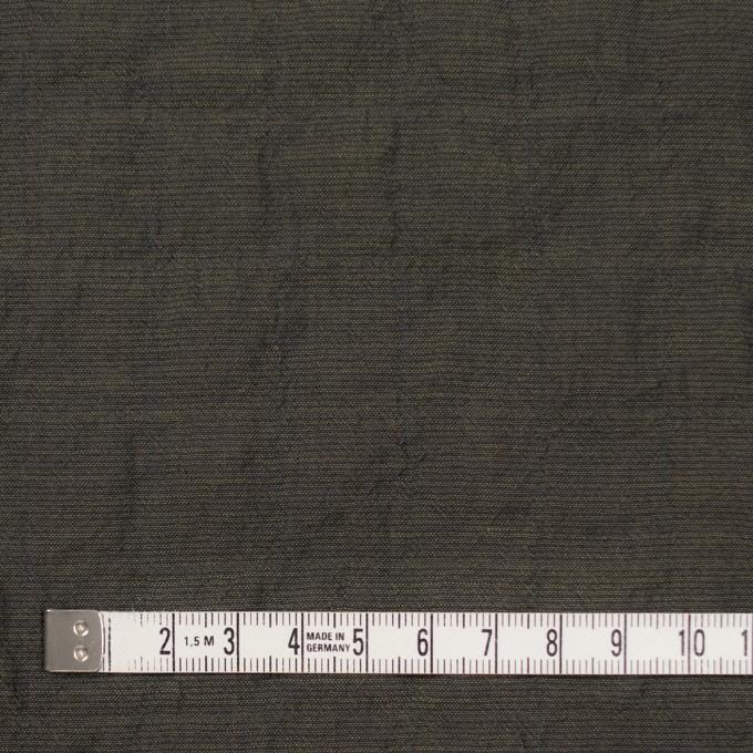 コットン&テンセル混×無地(オリーブグリーン)×シャンブレーボイル イメージ4
