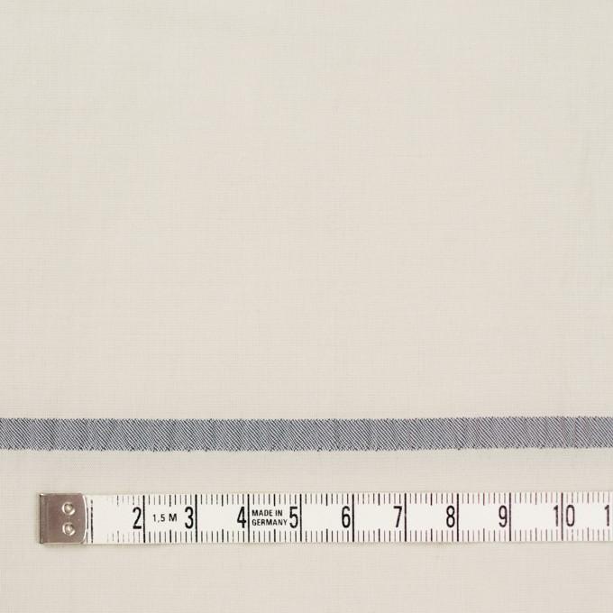 レーヨン&ポリエステル×ボーダー(アイボリー)×かわり織ジャガード_全2色 イメージ4