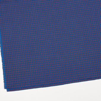 コットン×チェック(エンジ&ブルー)×キャンブリック サムネイル2