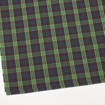 コットン×チェック(グリーン&ブラック)×ブロード サムネイル2