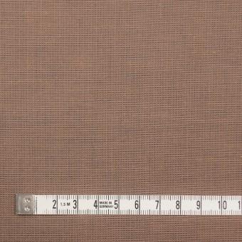 コットン×無地(ブロンズ)×オックスフォードシャンブレー サムネイル4